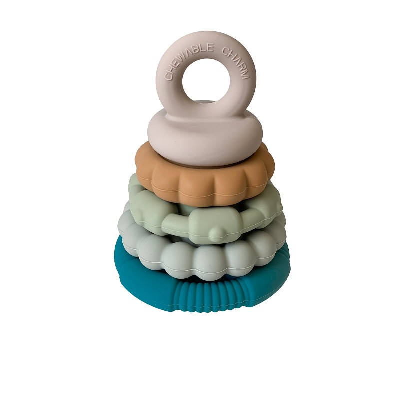 River Stacker Teether Toy