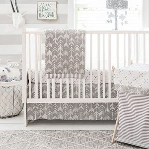 Little Adventurer Crib Bedding Set