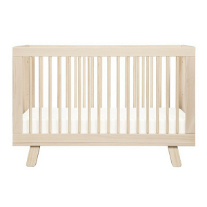 Babyletto Hudson 3-in-1 Convertible Crib - Natural