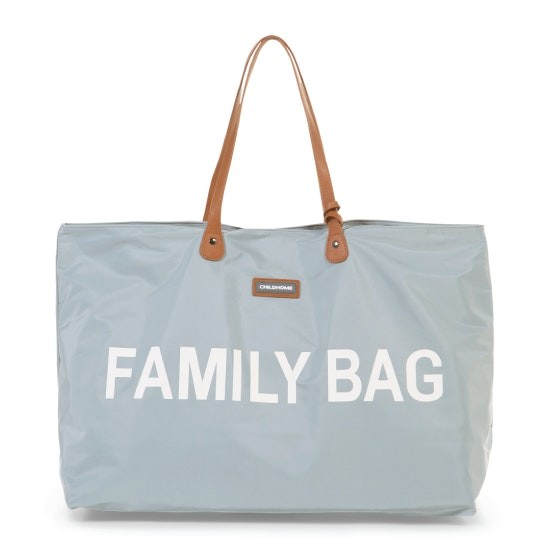 Family Bag- Light Grey