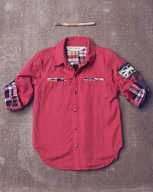 Jak & Peppar Ryker Button Down