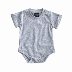 Basic Onesie - Grey
