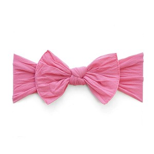 Bow Knot Headband - Bubblegum