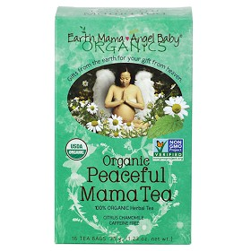 Organic Peaceful Mama Tea