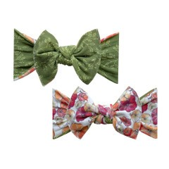 Bow Knot Headband - Fall Vibes Reversible