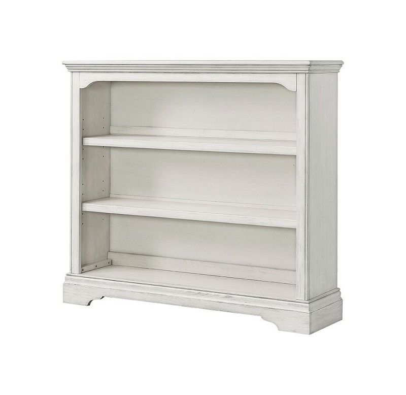 Westwood Riley Bookcase/Hutch - Brushed White