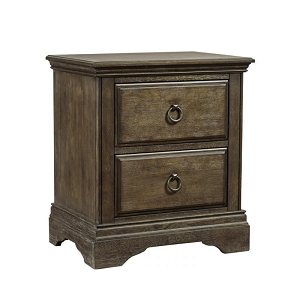 Westwood Riley Nightstand - Almond