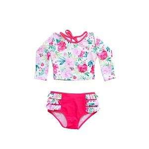 Floral Sugar Two Piece Set