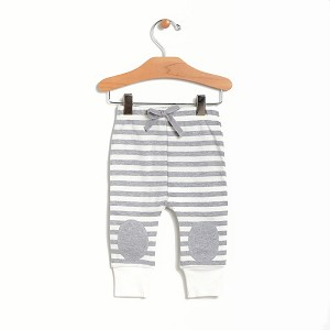 PNW Baby Stripe Pant - Grey Patch