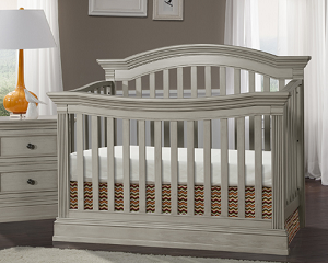 Stella Baby - Trinity 4 in 1 Crib (multiple finishes)