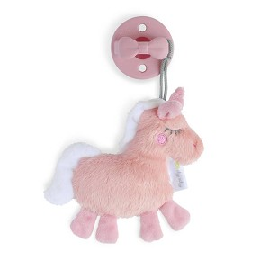 Sweetie Pal with pacifier - Unicorn