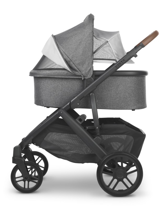 Uppababy Alta Booster - Lucca
