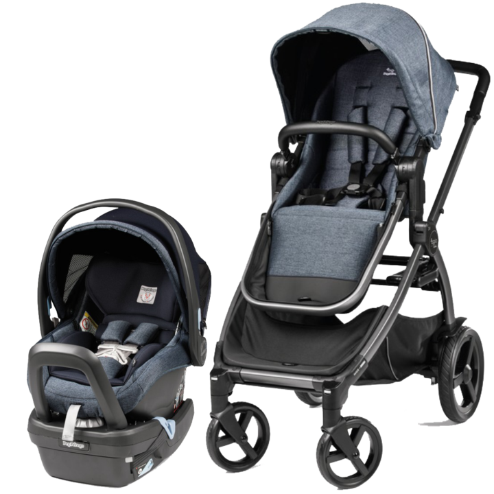 Agio Z4 Travel System - Mirage Blue