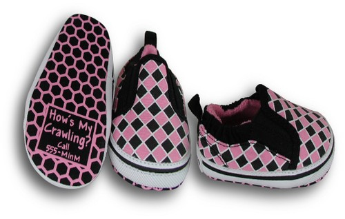 Me in Mind Diamond Shoes - Pink