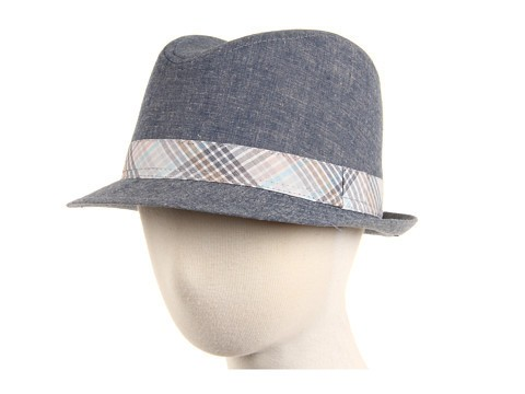 San Diego Kids Denim Fedora