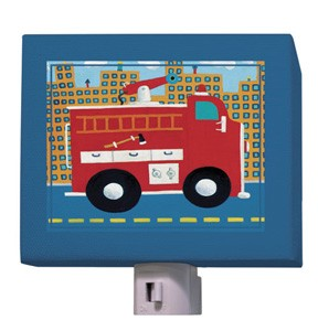 Fire Truck Night Light