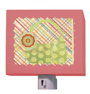 Green Purse Night Light