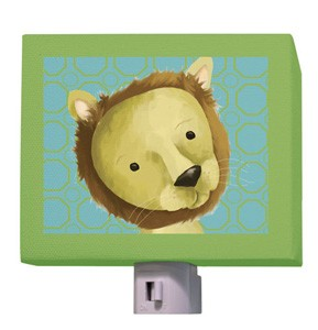 Rauri the Lion Night Light