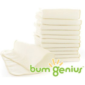 BumGenius Flannel Baby Wipes