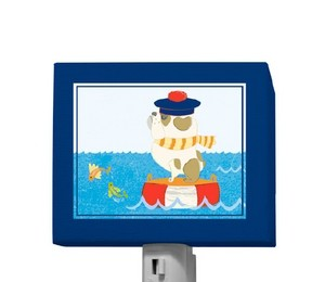 It's a Small World - Captain Growly Night Light