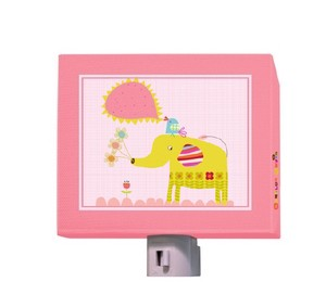 Elephants Bouquet Night Light