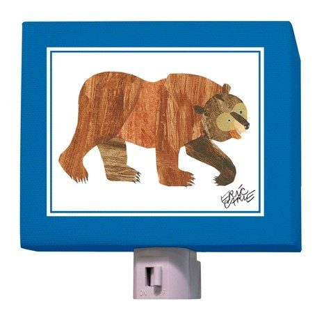 Eric Carle's Brown Bear Night Light