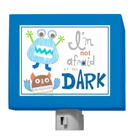 I'm Not Afraid Of The Dark Night Light
