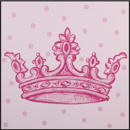 Pink Crown Imagination Square