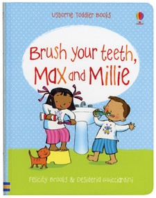 Max and Millie Brush your Teeth