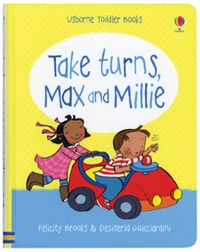 Take Turns Max and Millie