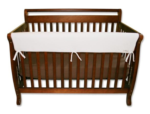 Crib Wrap - 1 Long Rail Cover
