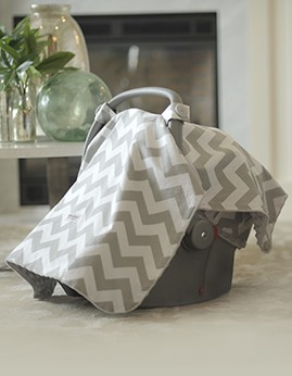 Carseat Canopy - Chevy
