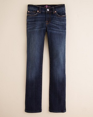 7 For All Mankind Roxanne Classic Skinny Jean