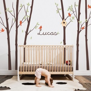 Tree Wall Decal - Customizable!