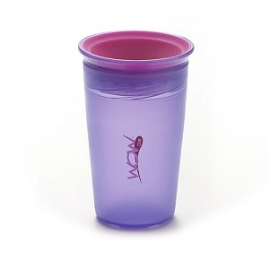 Wow Cup for Kids - Juicy Purple