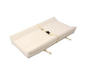 No-Compromise Organic Cotton Changing Pad - 2 Sided