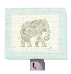 Exotic Elephant Night Light