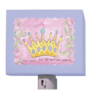 Princess Crown Night Light