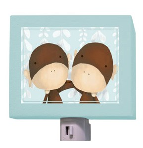 Two Of a Kind Night Light