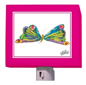 Eric Carle's Butterfly Night Light