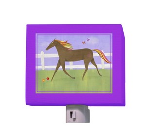 Graceful Gallop Night Light